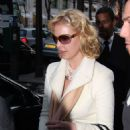 "Katherine Heigl In Paris With Her Mother During Promotion For ""27 Dresses"" (Feb 17 2008)"