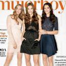 Barbara Palvin - Mujer Hoy Magazine Cover [Spain] (13 October 2018)