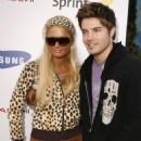 Paris Hilton - Samsung And Sprint Present The UpStage Country Club