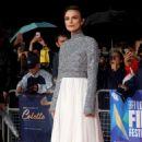 Keira Knightley – 'Colette' Premiere at 2018 BFI London Film Festival