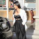 Kourtney Kardashian – Seen Out in Calabasas