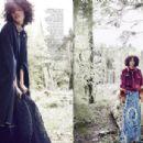 Malaika Firth - Harper's Bazaar Magazine Pictorial [United Kingdom] (December 2016) - 454 x 306