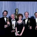 Molly Ringwald attends The 58th Annual Academy Awards (1986) - 454 x 310