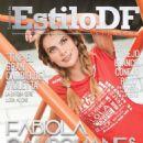 Fabiola Campomanes - Estilo Df Magazine Cover [Mexico] (3 June 2016)