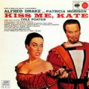 KISS ME KATE Original 1948 Broadway Cast Starring Alfred Drake - 454 x 450