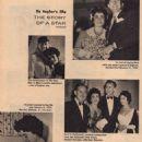 Elizabeth Taylor - Movie Pix Magazine Pictorial [United States] (June 1954) - 454 x 633