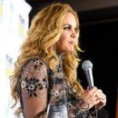 Lucero- Telemundo's Latin American Music Awards Press Conference with Lucero - 418 x 600