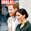 The Duke and Duchess of Sussex - Hola! Magazine Cover [Mexico] (4 June 2020)