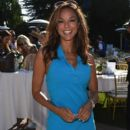 Actress Eva La Rue attended the 8th Annual George Lopez Celebrity Golf Classic presented by Sabra Salsa to benefit The George Lopez Foundation on Monday, May 4th at the Lakeside Golf Club on May 4, 2015 in Toluca Lake, California - 398 x 600