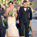 Nick Carter and Lauren Kitt Wedding Pics April 12, 2014 - 454 x 517