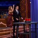 Jessica Alba – The Tonight Show Starring Jimmy Fallon in NYC 8/25/2016