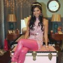 Brenda Song as London Tipton in The Suite Life on Deck