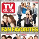 Nathan Fillion, Stana Katic, Yvonne Strahovski, Zachary Levi, Kaley Cuoco - TV Guide Magazine Cover [United States] (18 April 2011)