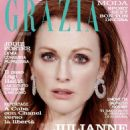 Julianne Moore - Grazia Magazine Cover [Italy] (18 May 2016)