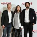 'Assassin's Creed' - London Photocall - 450 x 600