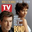 Halle Berry - TV Guide Magazine Cover [United States] (10 November 2002)
