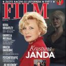 Krystyna Janda - Film Magazine Cover [Poland] (November 2011)