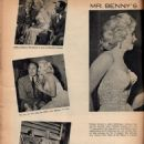 Marilyn Monroe - Movies Magazine Pictorial [United States] (February 1954)