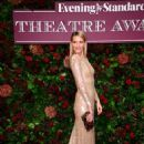 Poppy Delevingne – 65th Evening Standard Theatre Awards in London - 454 x 647