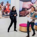 Millie Bobby Brown – Visiting UNICEF Supply in Copenhagen - 454 x 302