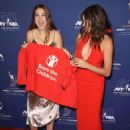 Teri Hatcher and Emerson Tenney – NYRR Night of Champions in NYC - 454 x 681