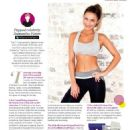 Sam Faiers - Health & Fitness Magazine Pictorial [United Kingdom] (July 2015) - 454 x 642