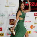 Yvonne Catterfeld - Goldene Kamera 2007