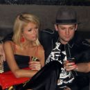Benji Madden and Paris Hilton