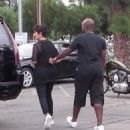 Kris Jenner, 58, pictured flirting with her VERY hands on boytoy Corey Gamble, 41, following romantic Mexican getaway