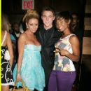 Aubrey O'Day and Jesse Mccartney