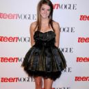 Shailene Woodley - 6 Annual Teen Vogue Young Hollywood Party At The Los Angeles County Museum Of Art On September 18, 2008 In Los Angeles, California