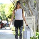 Stacy Keibler is spotted out shopping in West Hollywood, California on March 27, 2017 - 447 x 600