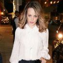 Rachel McAdams – Arrives at Madeo in Los Angeles - 454 x 650