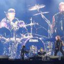 Metallica live Festival d'été de Québec on July 14, 2017 - 454 x 261