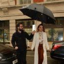 Rita Ora – Leaving BBC Radio Two in London - 454 x 594