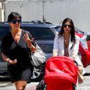 Kourtney Kardashian and Mason: Beverly Hills Family Fun