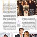 Miley Cyrus and Liam Hemsworth – People US Magazine (January 2019)