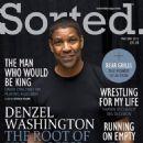 Denzel Washington - Sorted Magazine Cover [United Kingdom] (June 2015)