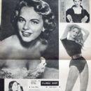 Terry Moore - Filmski svet Magazine Pictorial [Yugoslavia (Serbia and Montenegro)] (5 January 1961) - 454 x 641