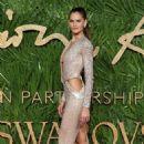 Izabel Goulart–2017 Fashion Awards in London - 454 x 674