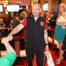 Ice-T Throws Wife Coco A Surprise Birthday Party At Planet Hollywood In Las Vegas! - 423 x 594