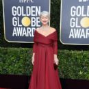 Helen Mirren wears Christian Dior dress : 77th Annual Golden Globe Awards