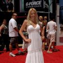 Gena Nolin - Los Angeles Premiere Of 'G-FORCE' At The El Capitan Theatre On July 19, 2009 In Hollywood, California