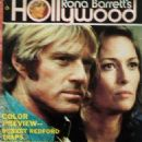 Robert Redford - Rona Barrett's Hollywood Magazine Cover [United States] (January 1976)