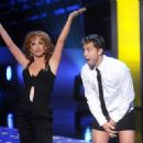 Kathy Griffin and Lance Bass