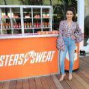 Lea Michele – 'Versus' Premiere Event in Santa Monica - 454 x 326