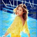 Emily Blunt - Natural Style Magazine Cover [Italy] (August 2016)