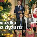 Emilia Komarnicka - Tele Tydzień Magazine Pictorial [Poland] (23 December 2016) - 454 x 333