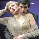 Maxine Peake and Ben Whishaw at the play - 243 x 295