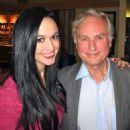 Jaclyn Glenn and Richard Dawkins